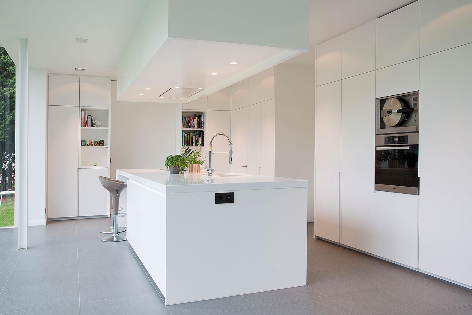 keuken van lierde natuursteen