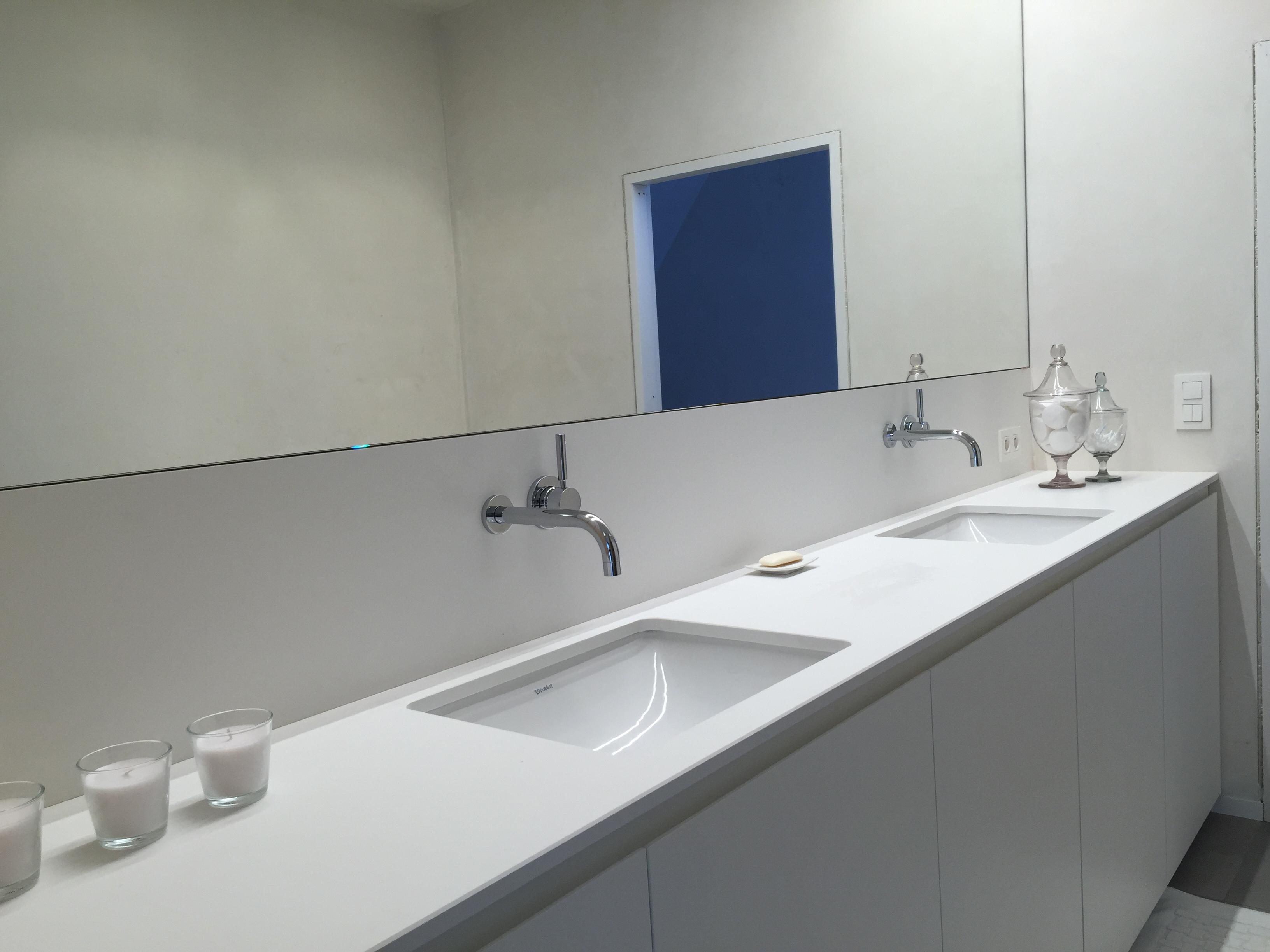 Natuursteen Voor Badkamer : Badkamer van lierde natuursteen